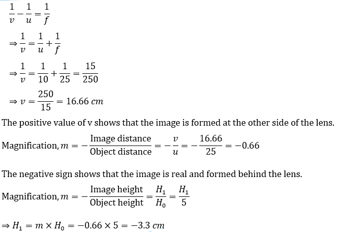 NCERT Solutions for Class 10 Science Chapter 10 image 14 exercise question 10