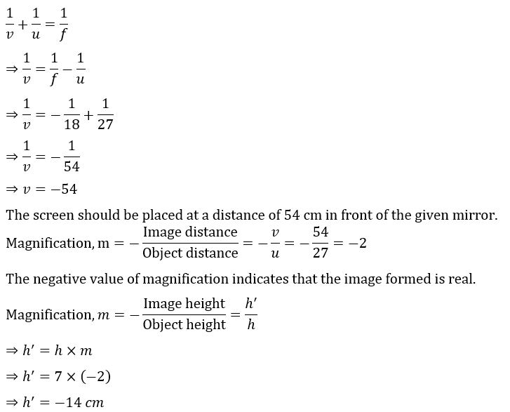 NCERT Solutions for Class 10 Science Chapter 10 image 24 exercise question 15