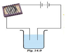 NCERT Solutions for Class 8 Science Chapter 14 Chemical Effects of Electric Current image 1