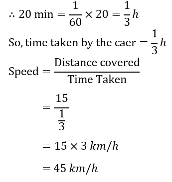 NCERT Solutions for Class 7 Science Chapter 13 Motion and Time image 4