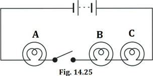 NCERT Solutions for Class 7 Science Chapter 14 Electric Current and its Effect image 10