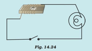 NCERT Solutions for Class 7 Science Chapter 14 Electric Current and its Effect image 9